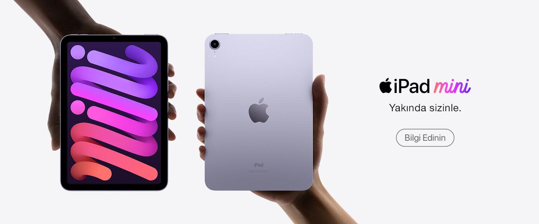 iPad Mini Çok Yakında